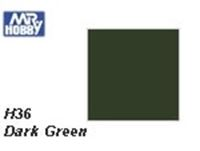 Immagine di Mr.Hobby/H36 Dark Green Gloss (10 ml)