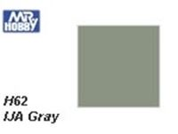 Immagine di Mr.Hobby 	H62 IJA Gray Semi-Gloss (10 ml)