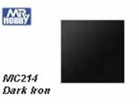 Immagine di Mr.Hobby MC214 Dark Iron Metallic (10 ml)