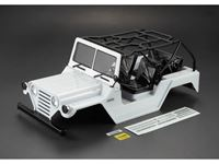 Picture of Killerbody Warrior Crawler Karosserie Weiß  colore Bianco RTU Killerbody