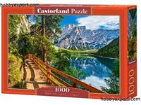 Picture of N/A PUZZLES BRAIES LAKE ITALY 1000 PIECES 68X47 CM
