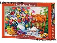Immagine di N/A PUZZLES TIME FOR TEA 1000 PIECES 68X47 CM