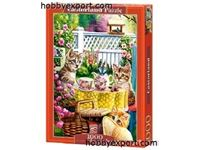 Picture of N/A PUZZLES TEATIME 1000 PIECES 68X47 CM