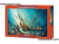 Immagine di N/A PUZZLES OCEAN TREASURE 1000 PIECES 68X47 CM