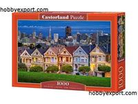 Immagine di N/A PUZZLES PAINTED LADIES SAN FRANCISCO 1000 PIECES 68X47 CM