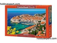 Picture of N/A PUZZLES DEUBROVNIK CROATIE 1000 PIECES 68X47 CM