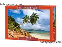 Immagine di N/A PUZZLES SECRET BEACH SEYCHELLES 1000 PIECES 68X47 CM