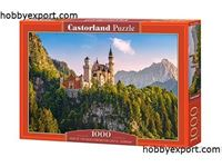 Immagine di N/A PUZZLES VIEW OF THE NEUSCHWANSTEIN CASTLE 1000 PIECES 68X47 CM