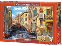 Immagine di N/A PUZZLES REFLECTIONS OF VENICE 1000 PIECES 68X47 CM