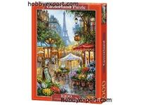 Immagine di N/A PUZZLES SPRING FLOWERS PARIS 1000 PIECES 68X47 CM