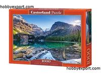 Picture of N/A PUZZLES CASTORLAND PUZZLES LAKE O HARA CANADA 1000 PIECES 68 X 47 CM
