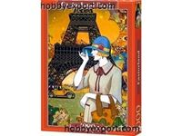 Picture of N/A PUZZLES CASTORLAND PUZZLES PARIS STREET 1000 PIECES 68 X 47 CM