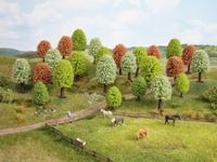Immagine di alberi fioriti 5/9 cm
