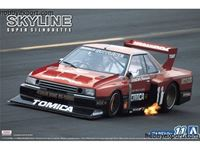 Picture of 1/24 KIT (MAQUETTE) (KIT (MAQUETTE)) Nissan Skyline KDR30 Super Silhouette 82