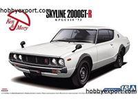 Immagine di 1/24 KIT (MAQUETTE) (KIT (MAQUETTE)) Nissan KPGC110 Skyline HT 2000GTR 1973