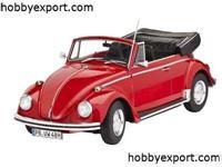 Immagine di 1/24 KIT (MAQUETTE) (KIT (MAQUETTE)) Volkswagen Käfer 1500 Cabriolet