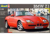 Picture of 1/24 KIT (MAQUETTE) (KIT (MAQUETTE)) Bmw Z1