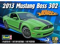 Picture of 1/25 KIT (MAQUETTE) (KIT (MAQUETTE)) Ford Mustang Boss 302