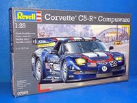 Picture of Revell/ Corvette c5 r