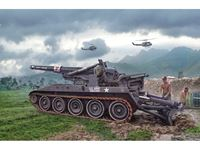 Picture of ITALERI/  1:35 > M110 A1 Self Propelled Howitzer