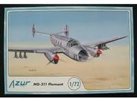 Immagine di Special Hobby Azul md-311 flamant
