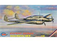 Immagine di Special Hobby MPM Focke-wulf 189b