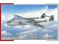 Picture of Special Hobby DH 100 Vampire MkIII RAF e RAAF