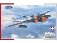 Picture of Special Hobby DH 100 Vampire S Naso di Pinocchio