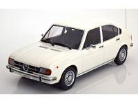 Picture of KK-SCALE ALFA ROMEO ALFASUD 1974 WHITE 1/18