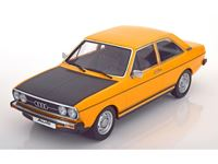 Picture of KK-SCALE AUDI 80 GTE 1972 YELLOW BLACK 1/18