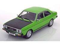 Picture of KK-SCALE AUDI 80 GTE 1972 GREEN BLACK 1/18