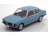 Picture of KK-SCALE BMW 318i E21 1975 BLUE METALLIC 1/18