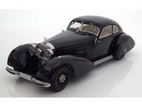 Picture of KK-SCALE MERCEDES 540K AUTOBAHNKURUER 1938 BLACK 1/18