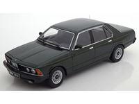 Picture of KK-SCALE BMW 733i E23 1977 DARK GREEN METALLIC 1/18
