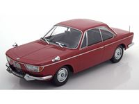 Picture of KK-SCALE BMW 2000 CS 1965 RED 1/18
