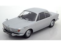 Picture of KK-SCALE BMW 2000 CS 1965 SILVER 1/18
