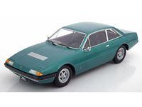 Immagine di KK-SCALE FERRARI 365 GT4 2+2 1972 GREEN METALLIC 1/18