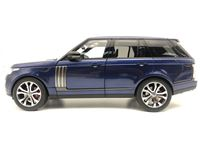 Immagine di LCD MODELS RANGE ROVER SV AUTOBIOGRAPHY DYNAMIC BLUE 2017 1/18