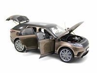 Picture of LCD MODELS LAND ROVER RANGE ROVER VELAR 2018 BROWN METALLIC 1/18