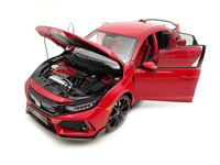 Picture of LCD MODELS HONDA CIVIC TYPE-R FK8 RED 1/18