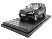 Immagine di LCD MODELS RANGE ROVER SV AUTOBIOGRAPHY DYNAMIC 2017 BLACK 1/43