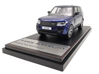Immagine di LCD MODELS RANGE ROVER SV AUTOBIOGRAPHY DYNAMIC 2017 BLUE 1/43