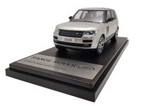 Immagine di LCD MODELS RANGE ROVER SV AUTOBIOGRAPHY DYNAMIC 2017 CHAMPAGNE 1/43