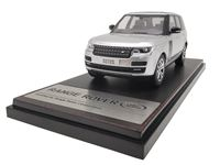 Picture of LCD MODELS RANGE ROVER SV AUTOBIOGRAPHY DYNAMIC 2017 SILVER 1/43