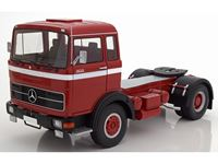 Picture of ROADKINGS MERCEDES LPS 1632 RED BLACK WHITE 1969 1/18