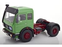Picture of ROADKINGS MERCEDES NG 1632 GREEN & RED 1973 1/18