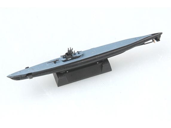 Easy Model Submarine Uss Ss 700