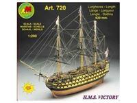 Immagine di Mantua Model Victory scala 1:200- lunghezza MM 620