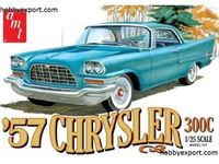 Immagine di AMT 1/25 KIT Chrysler 300 1957