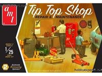 Picture of AMT  	1/25 KIT (MAQUETTE) (KIT (MAQUETTE)) Tip Top Shop Repair And Maintenance